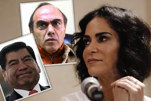 Marín y Karam están en Puebla pero la FGR lo permite: Lydia Cacho