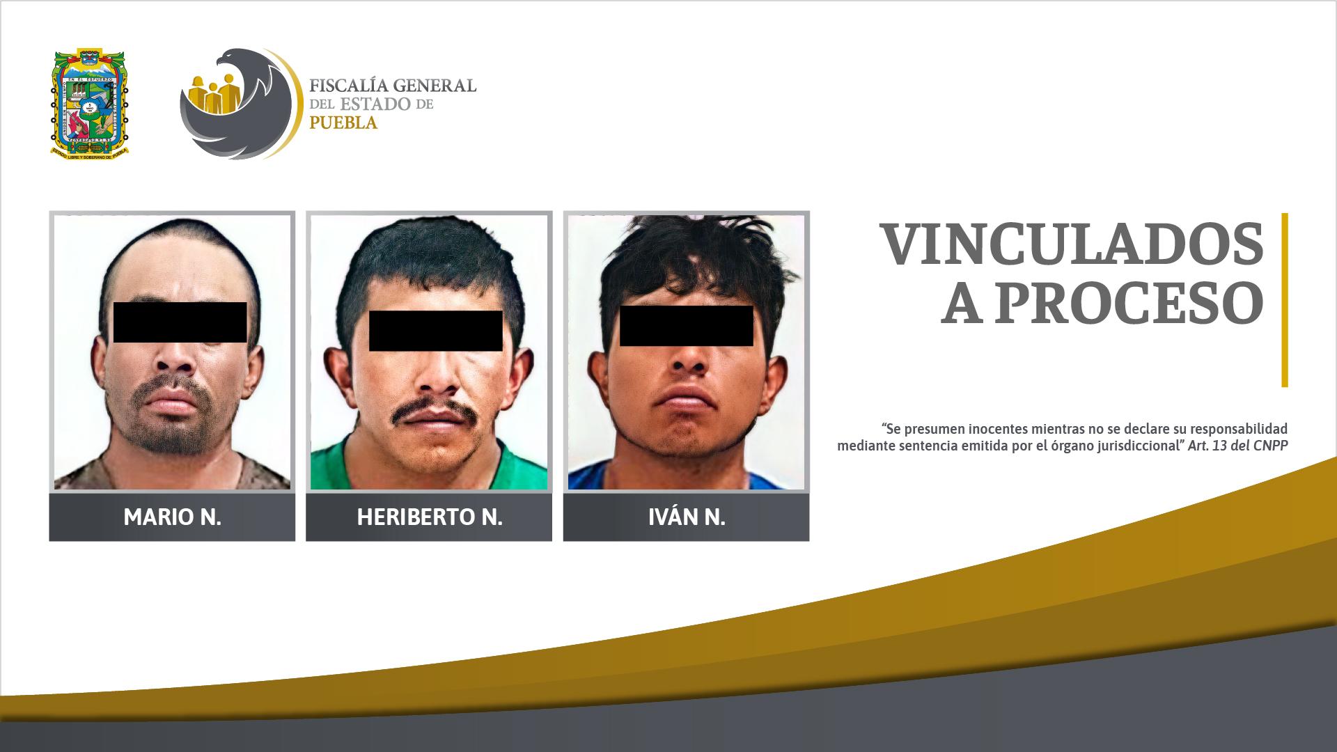 A prisión sujetos que dispararon contra policías de Cañada Morelos