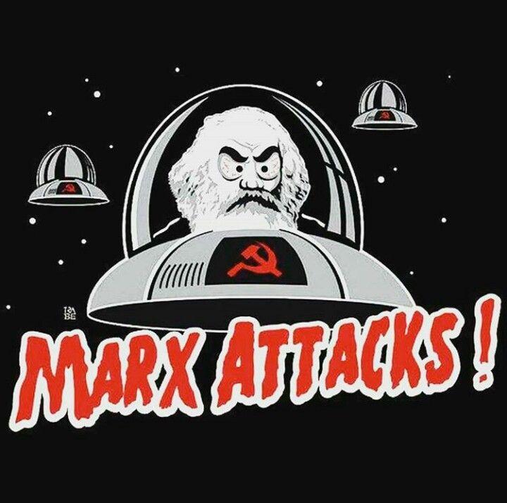 Frío como el viento y peligroso como el Marx Attacks