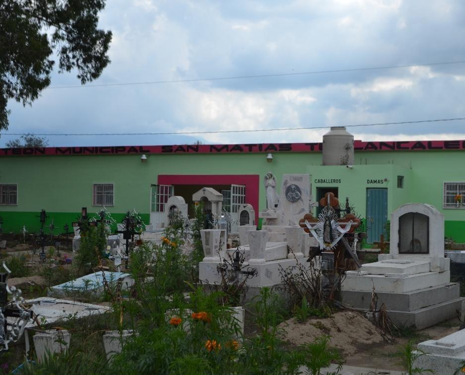 Crecen más de 200% defunciones en Tlalancaleca durante 2020