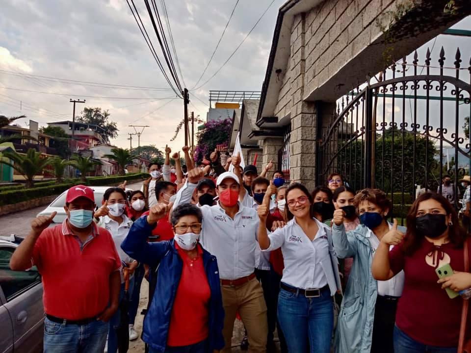 Avala Tribunal Electoral victoria de Maximino Muñoz en Juan Galindo