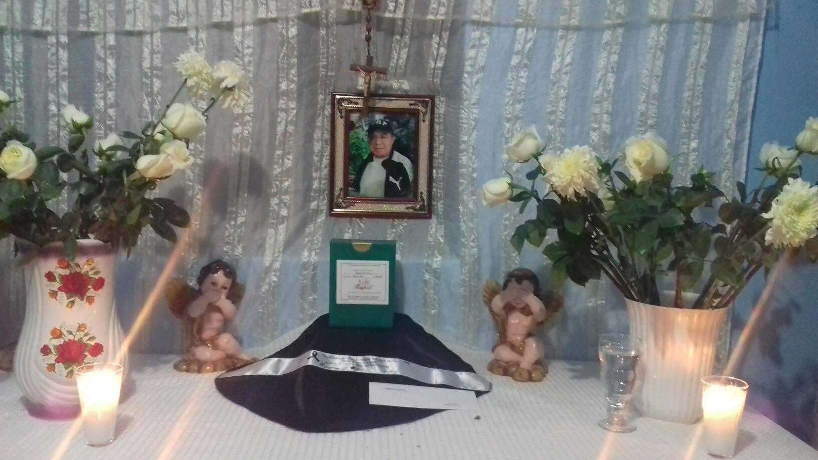 Vivió 33 años en EU y regresó en cenizas a Izúcar tras morir de Covid