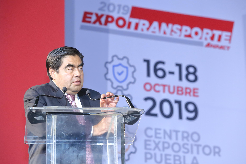 Se aplicará la ley contra asaltantes de transportistas: Barbosa