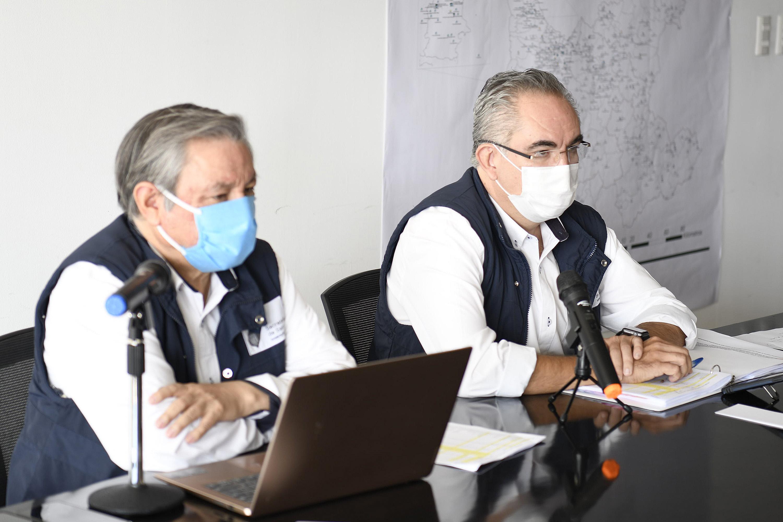 Hospitales COVID de zona conurbada de Puebla, al 60% de ocupación