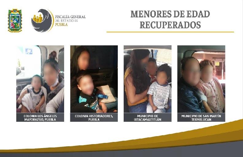 Sus parejas las amenazaron con no volver a ver a sus hijos