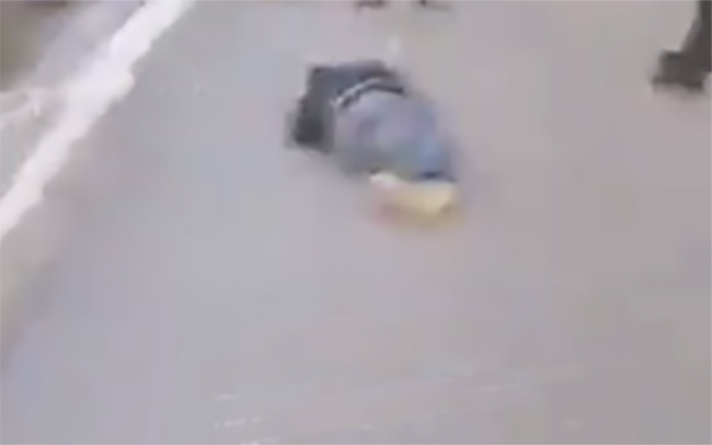 VIDEO Atropellan y matan a niño de 9 años en Guadalupe Victoria
