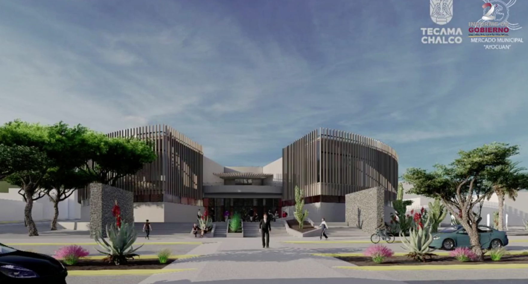 Estado y municipio construirán un mercado en Tecamachalco