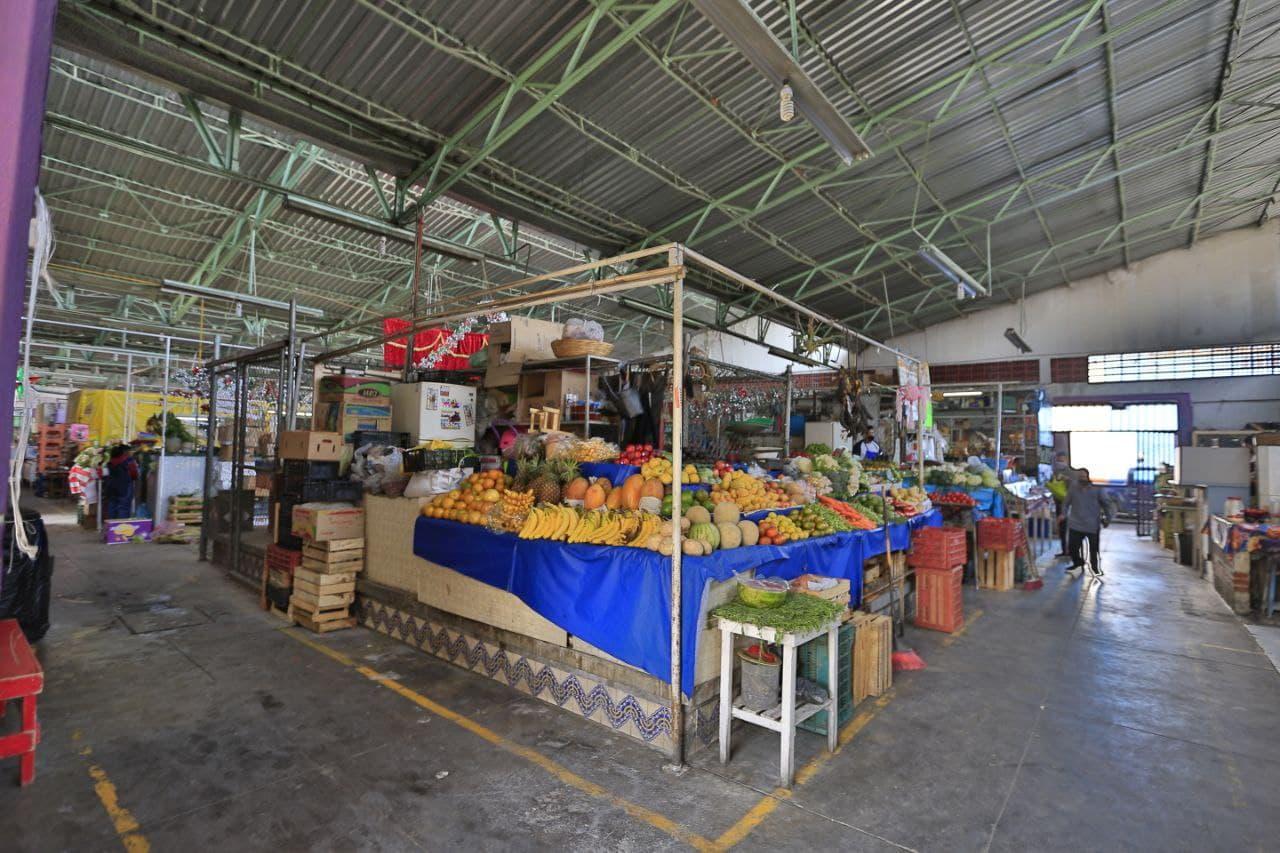 Mejoran condiciones para 115 comerciantes de mercados Santa María y Santa Anita