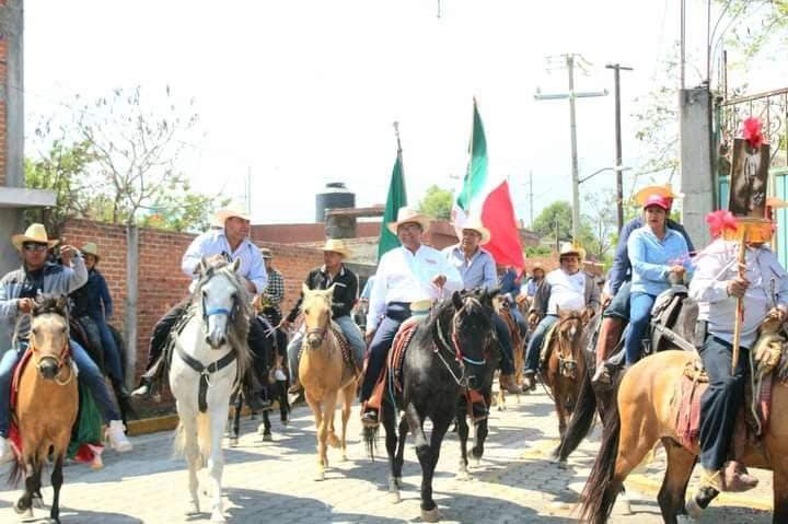 Jiménez Merino utilizó lienzo charro sin  permiso de autoridades en Tochtepec