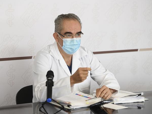 Meseta de contagios covid sigue alta y podría incrementar, advierte Salud