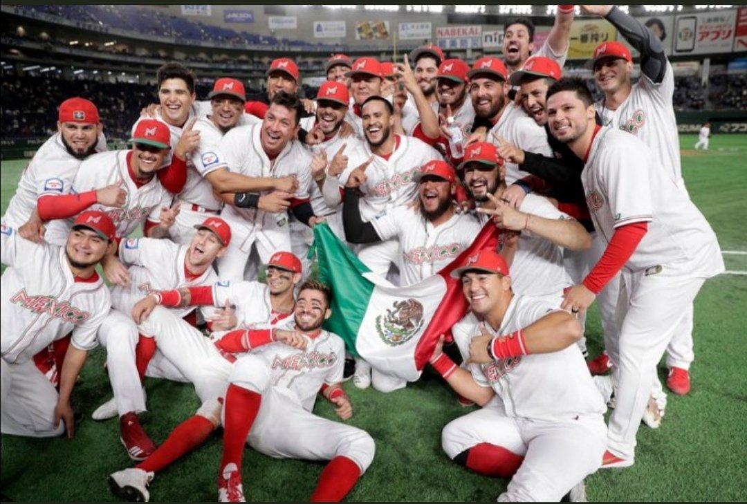 México vence a EU y va a Juegos Olímpicos en béisbol