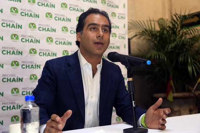 Exesposa de Chaín lo denuncia por amenazas, violencia y acoso