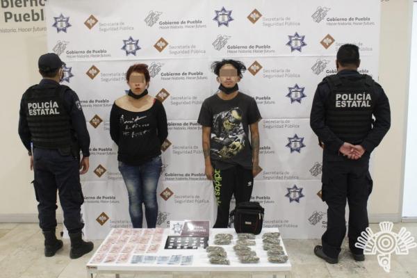Caen dos narcomenudistas de Los Michoacanos en la colonia Santa Margarita