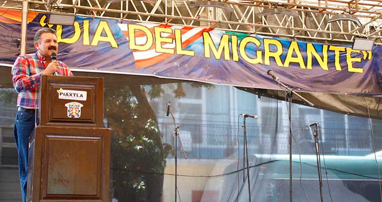 Con políticas, la migración se traduce en prosperidad: Carlos Gordillo