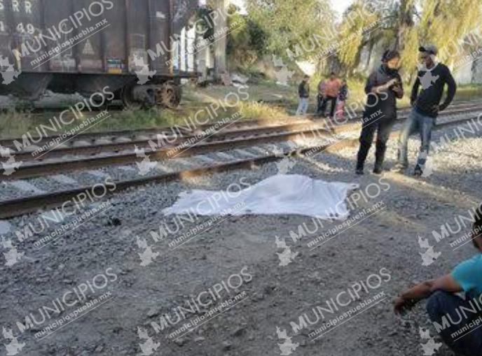 Muere mujer migrante tras caer del tren en Lara Grajales