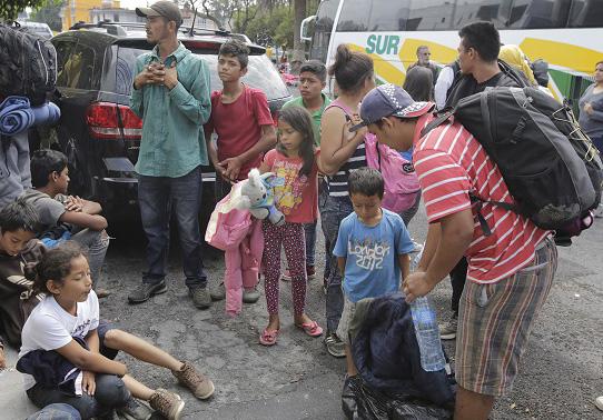 México es reconocido por la Unicef por su protección a niños migrantes