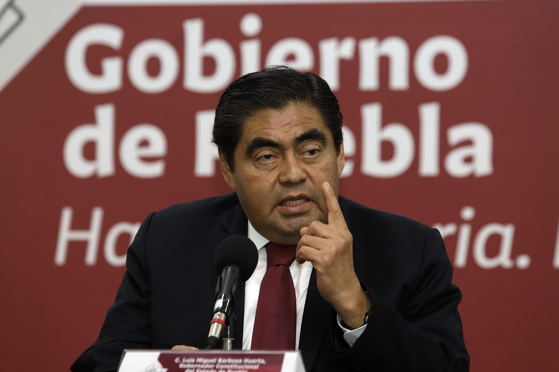 No habrá alza en impuestos para 2020: Barbosa
