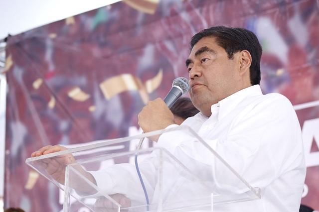 Habrá gobernabilidad en Tehuacán tras detención de Patjane: Barbosa