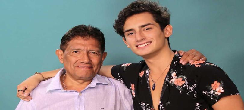 Emilio Osorio, hospitalizado