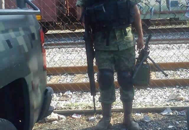 Fue militar el hombre asesinado en centro de Quecholac