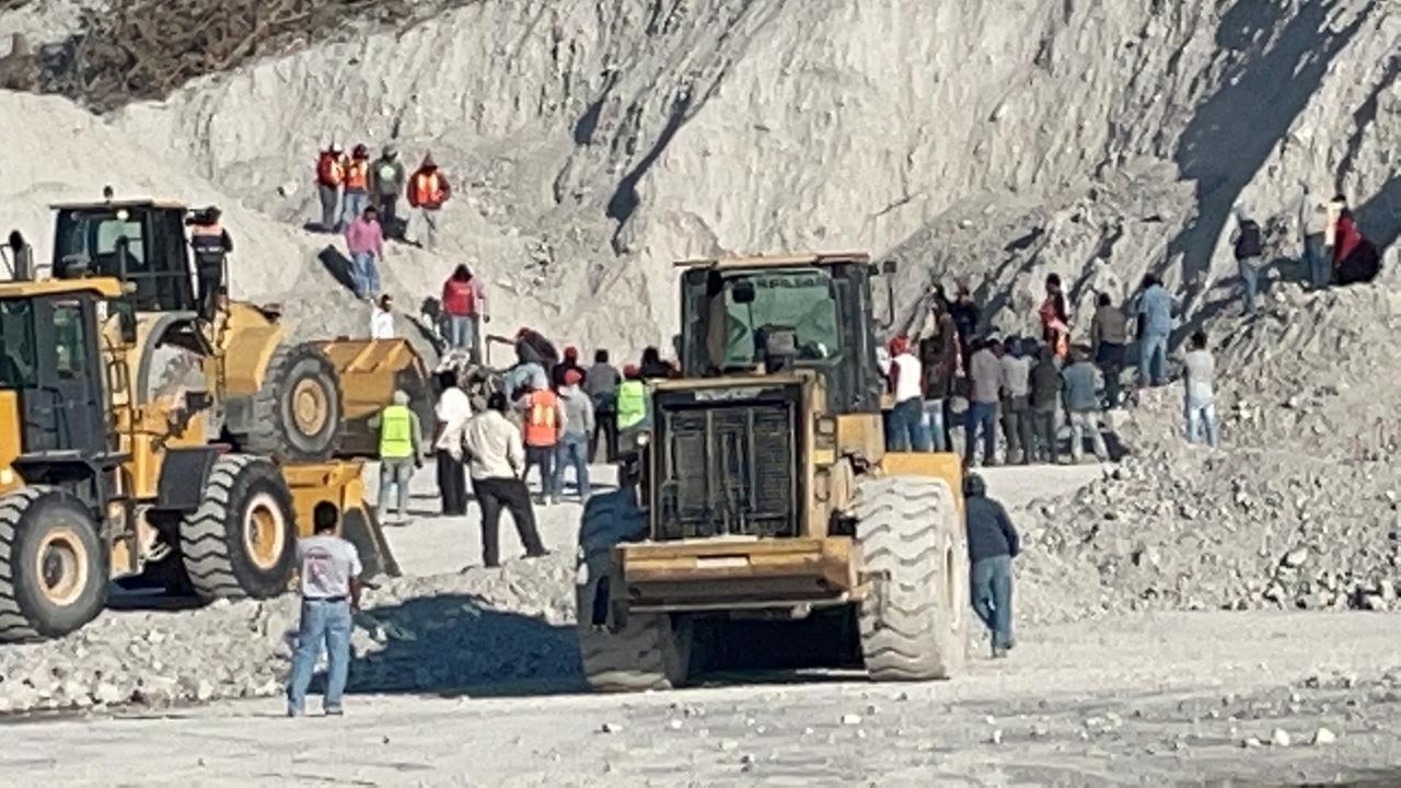 Un muerto por derrumbe en mina del municipio Guadalupe Victoria
