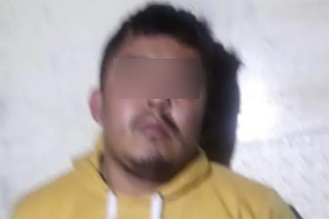 Cae El Miranda, huachicolero y secuestrador de la Sierra Norte de Puebla