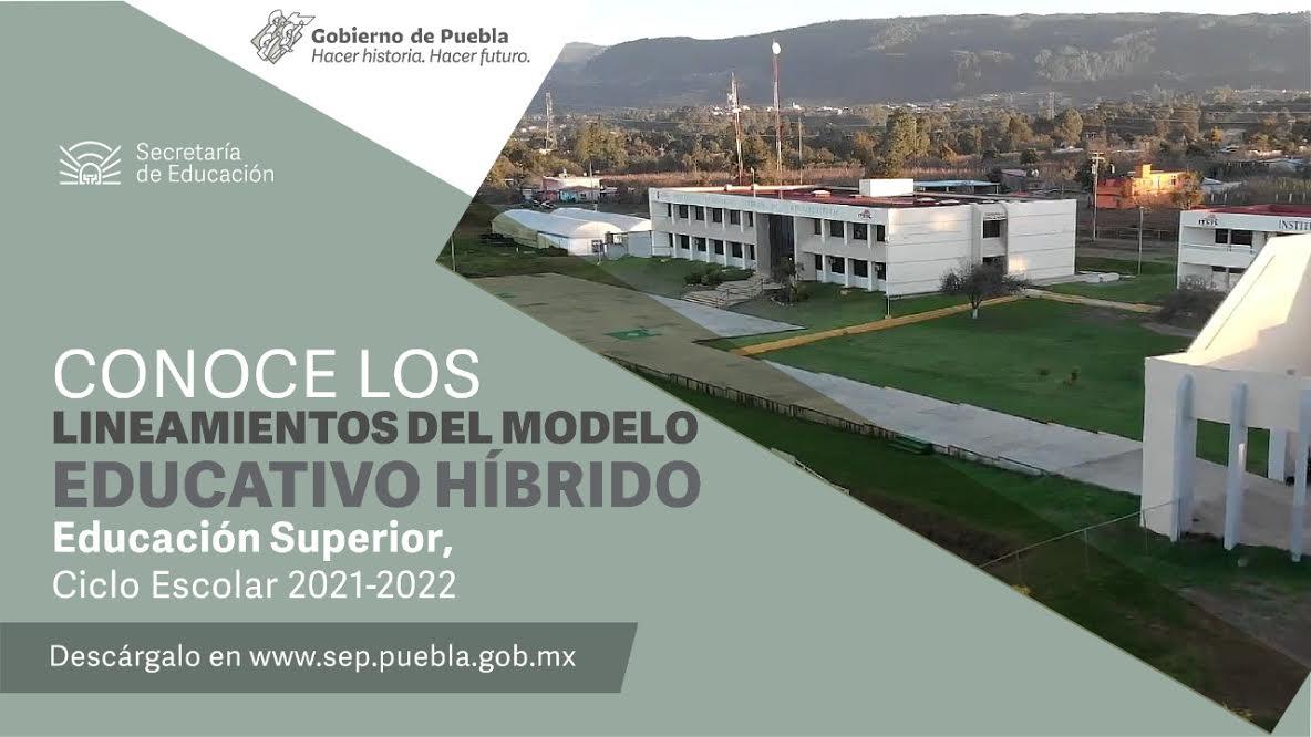 Publica SEP lineamientos de modelo híbrido para educación superior