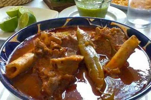 Listos 22 restaurantes para servir mole de caderas en Tehuacán