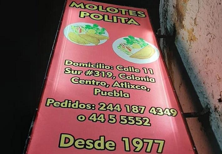 Regidora mata en redes sociales a famosa vendedora de molotes en Atlixco