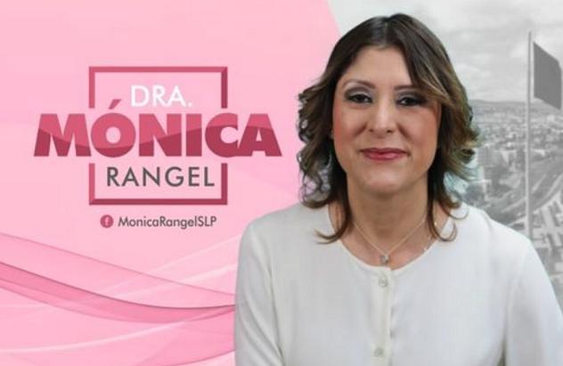 Mónica Rangel por Morena en San Luis Potosí, mantiene su registro
