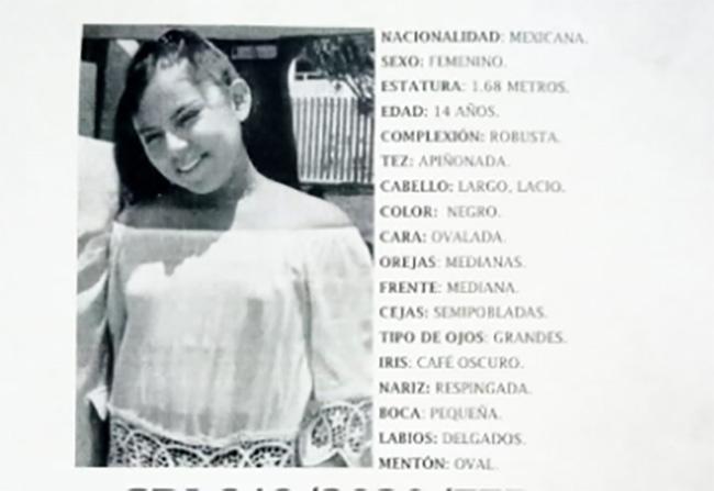 Monika, de 14 años, desapareció en la colonia Morelos, Puebla