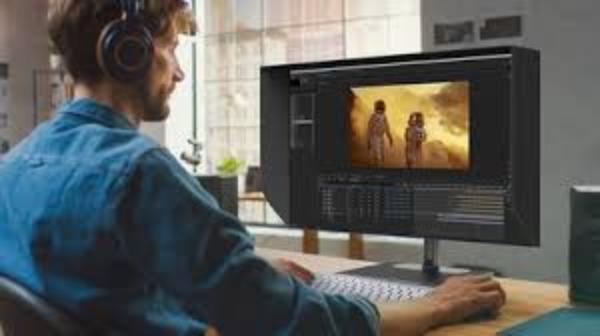 Presentan nuevos monitores en la feria CES 2021