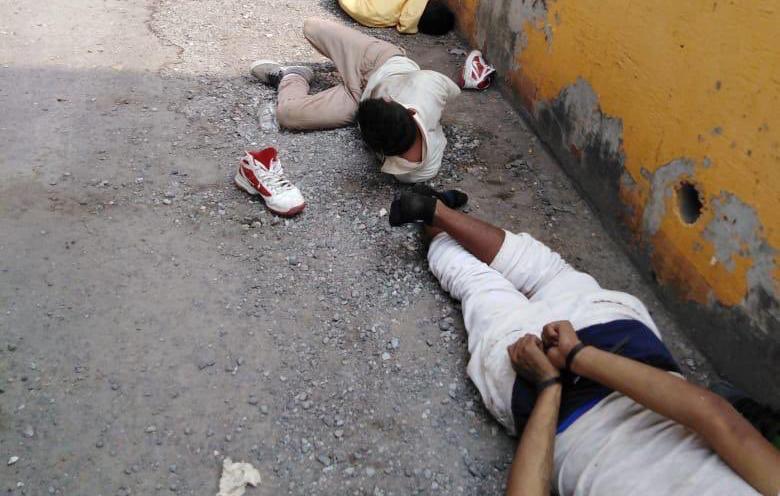 Dos muertos y diez heridos en riña en penal de Morelos