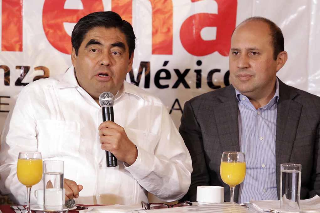 Niega Melitón Lozano que Barbosa relegue a Manzanilla