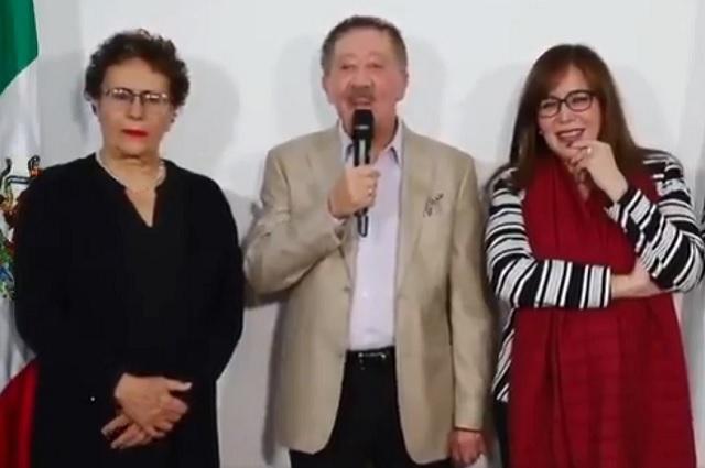 Por encuesta, elegirá Morena a su nuevo dirigente
