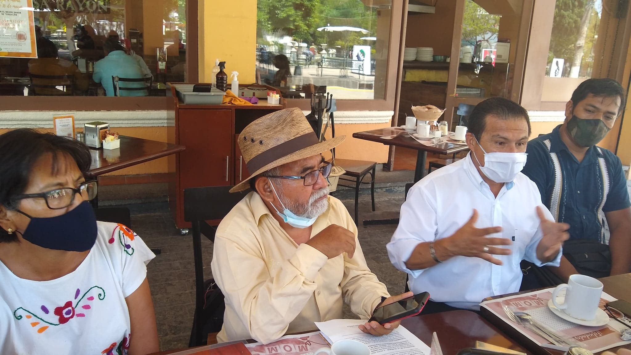 Bases de Morena impugnan 5 candidaturas en Tehuacán