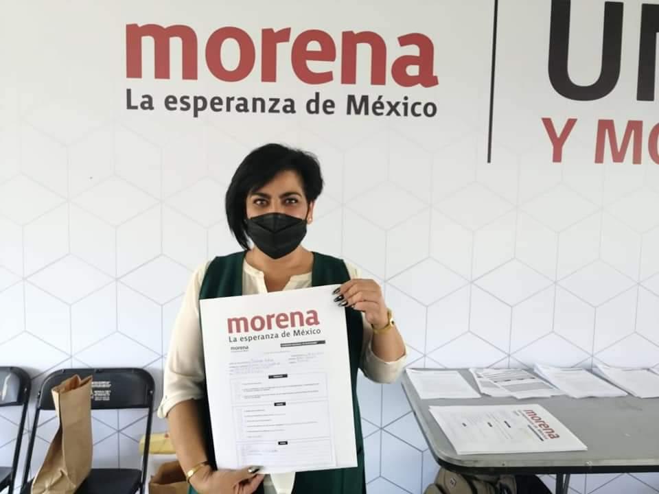 Tres funcionarios de Texmelucan aspirantes a diputación federal por Morena