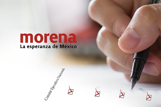 Así quedó la lista final de candidatos a diputados locales de Morena