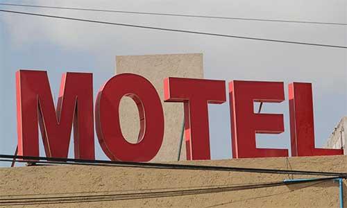 Coronavirus espanta a clientes de Moteles, prevén próximos cierres