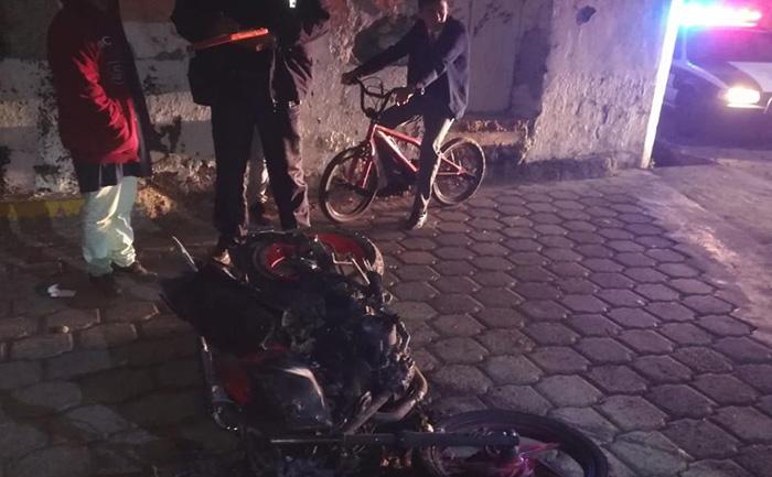 En 22 días se registran 7 muertes por accidentes de moto en Atlixco