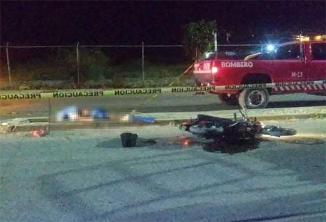 Pierde la vida motociclista tras ser impactado por automóvil en Ajalpan