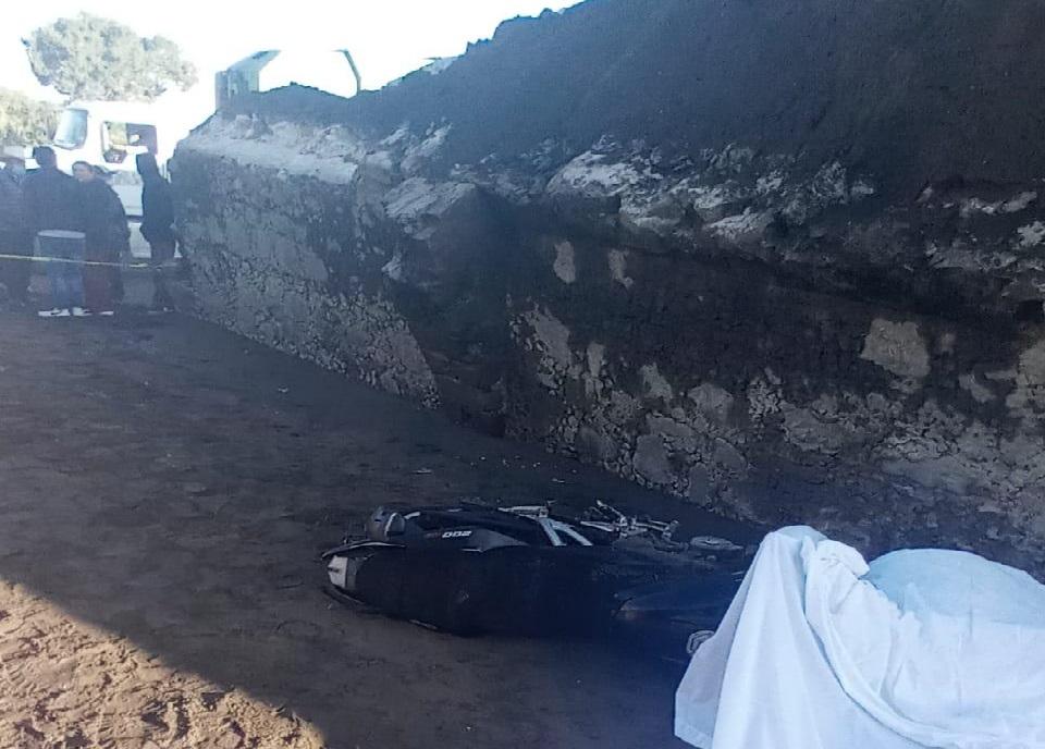 Olvidaron que no había puente y mueren en Tlachichuca