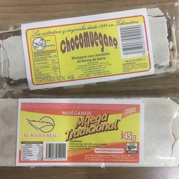 Los muéganos en Tehuacán ya se comercializan en Mercado Libre