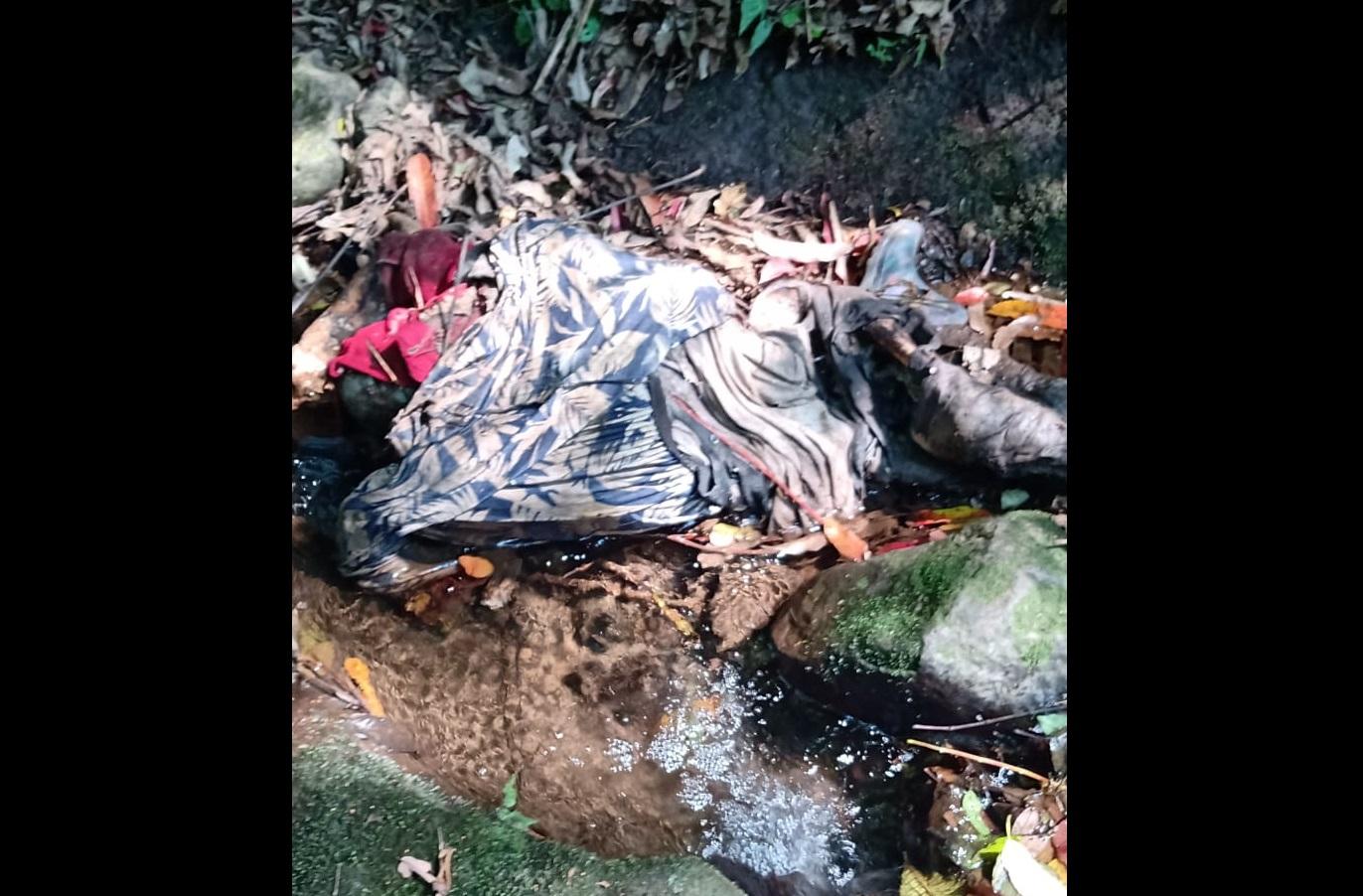 Ahora hallan cadáver de mujer en paraje de Huauchinango