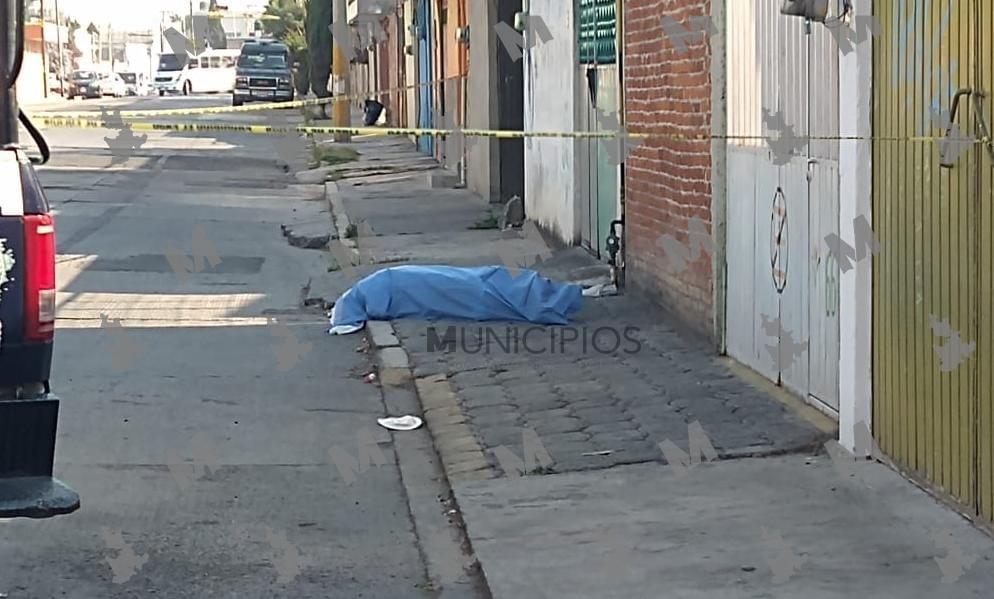 Muere cerca del Centro Escolar Morelos