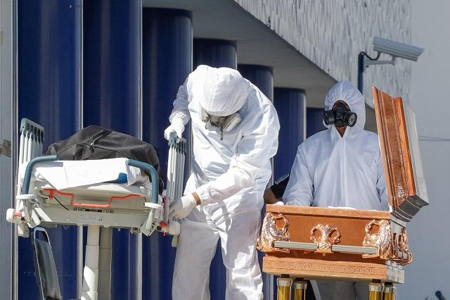 En Chinantla fallecen dos personas por covid que ya estaban vacunadas
