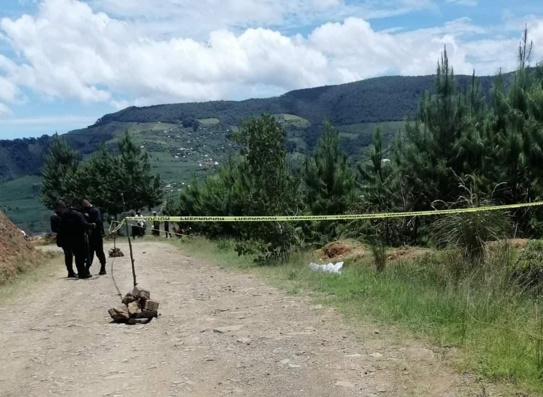 Matan a balazos a dos hombres en la Sierra Negra