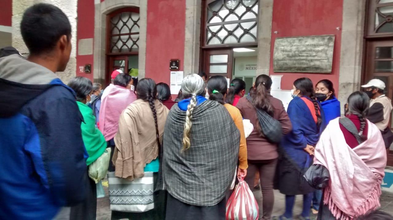Afectados por Grace exigen en Huauchinango ser incluidos en censo