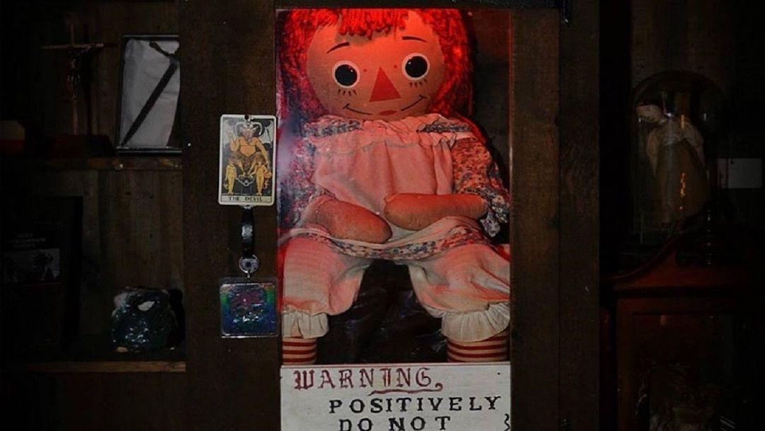 Aseguran que la muñeca Annabelle desapreció del museo