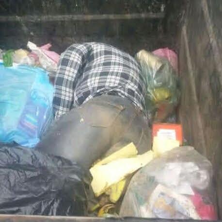 Confunden muñeco con cadáver en contenedor de Tehuacán